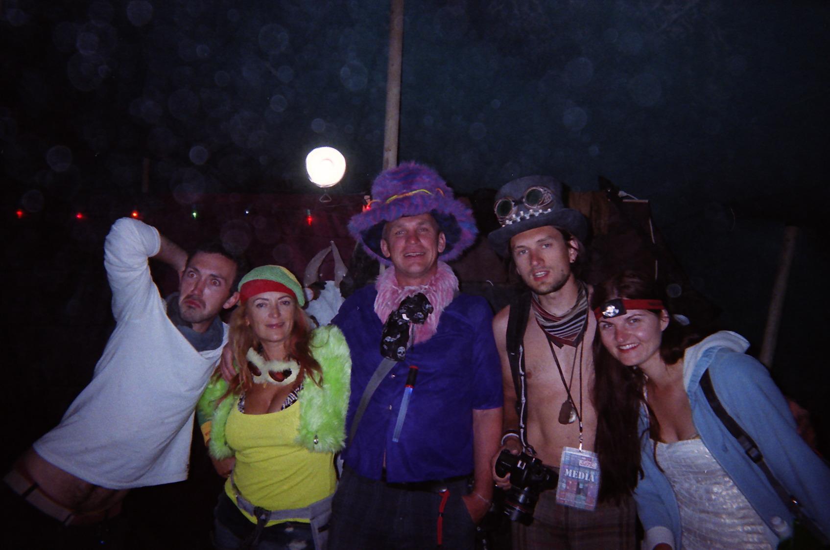Lituanica Birds Camp. Burning Man 2014
