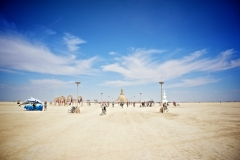 Lituanica Birds Camp. Burning Man 2014