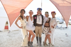Lituanica Birds Camp. Burning Man 2015