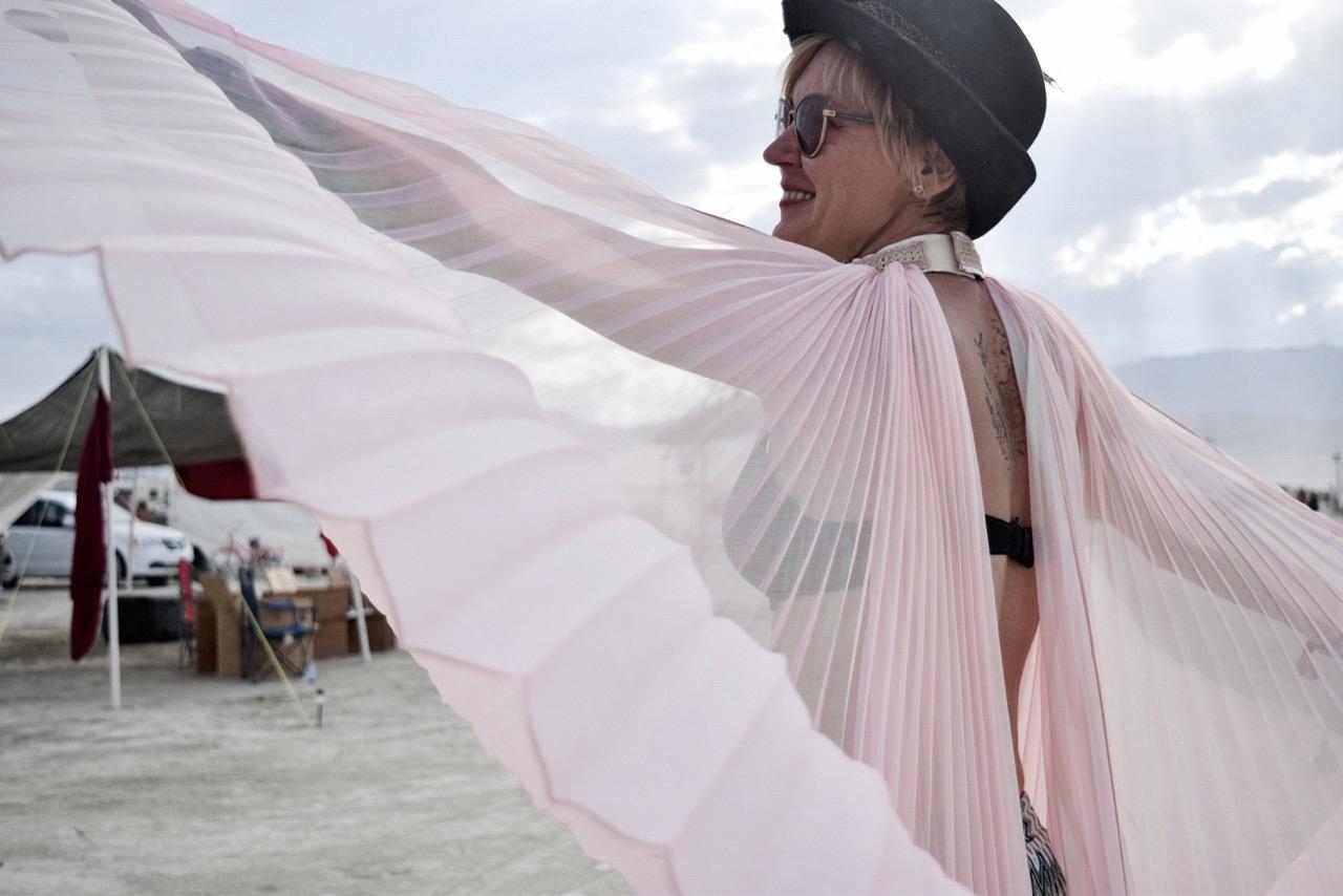 Lituanica Birds Camp. Burning Man 2016
